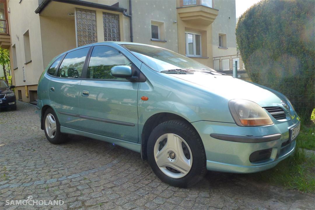Nissan Almera Tino Nissan Almera Tino super stan I właściciel bogate wyposażenie 1