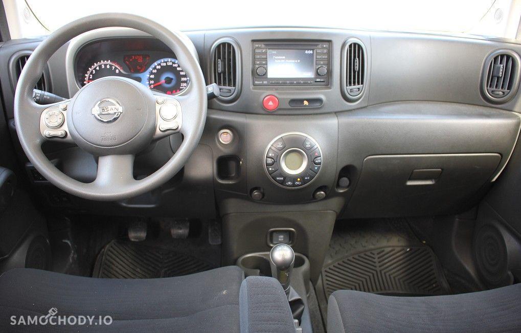 Nissan Cube bogata wersja , perłowy , minivan 2