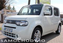 nissan z województwa wielkopolskie Nissan Cube bogata wersja , perłowy , minivan