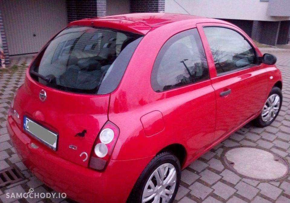 Nissan Micra K12 (2003-2010) zadbany , ekonomiczny , klima  2