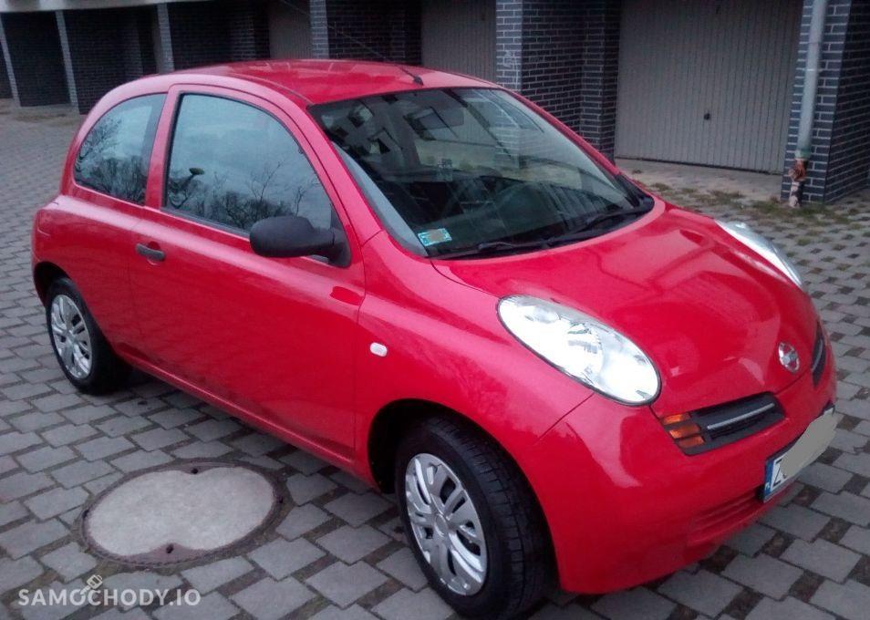 Nissan Micra K12 (2003-2010) zadbany , ekonomiczny , klima  1