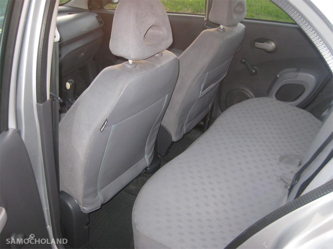 Nissan Micra K12 (2003-2010) Nissan Micra K12, 123 tys. km przebiegu, 5 drzwi, szyberdach 16