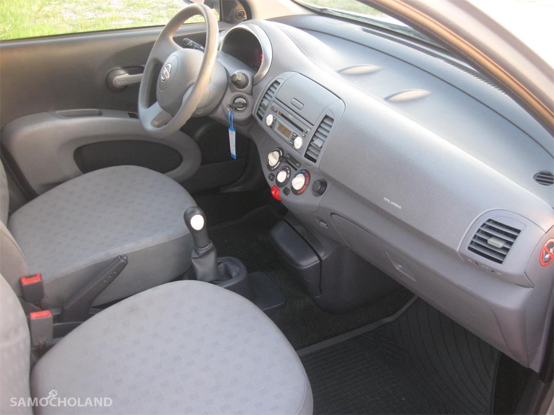 Nissan Micra K12 (2003-2010) Nissan Micra K12, 123 tys. km przebiegu, 5 drzwi, szyberdach 11
