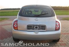 nissan micra Nissan Micra K12 (2003-2010) Nissan Micra K12, 123 tys. km przebiegu, 5 drzwi, szyberdach