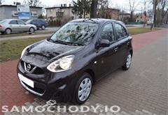 nissan micra z województwa wielkopolskie Nissan Micra K13 (2010-) Benzyna 1.2 80KM Automat.