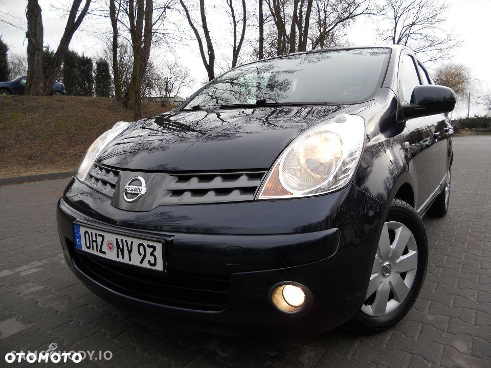 Nissan Note I (2005-2013) Benzyna+Gaz 1.4 88KM 2008r. 1