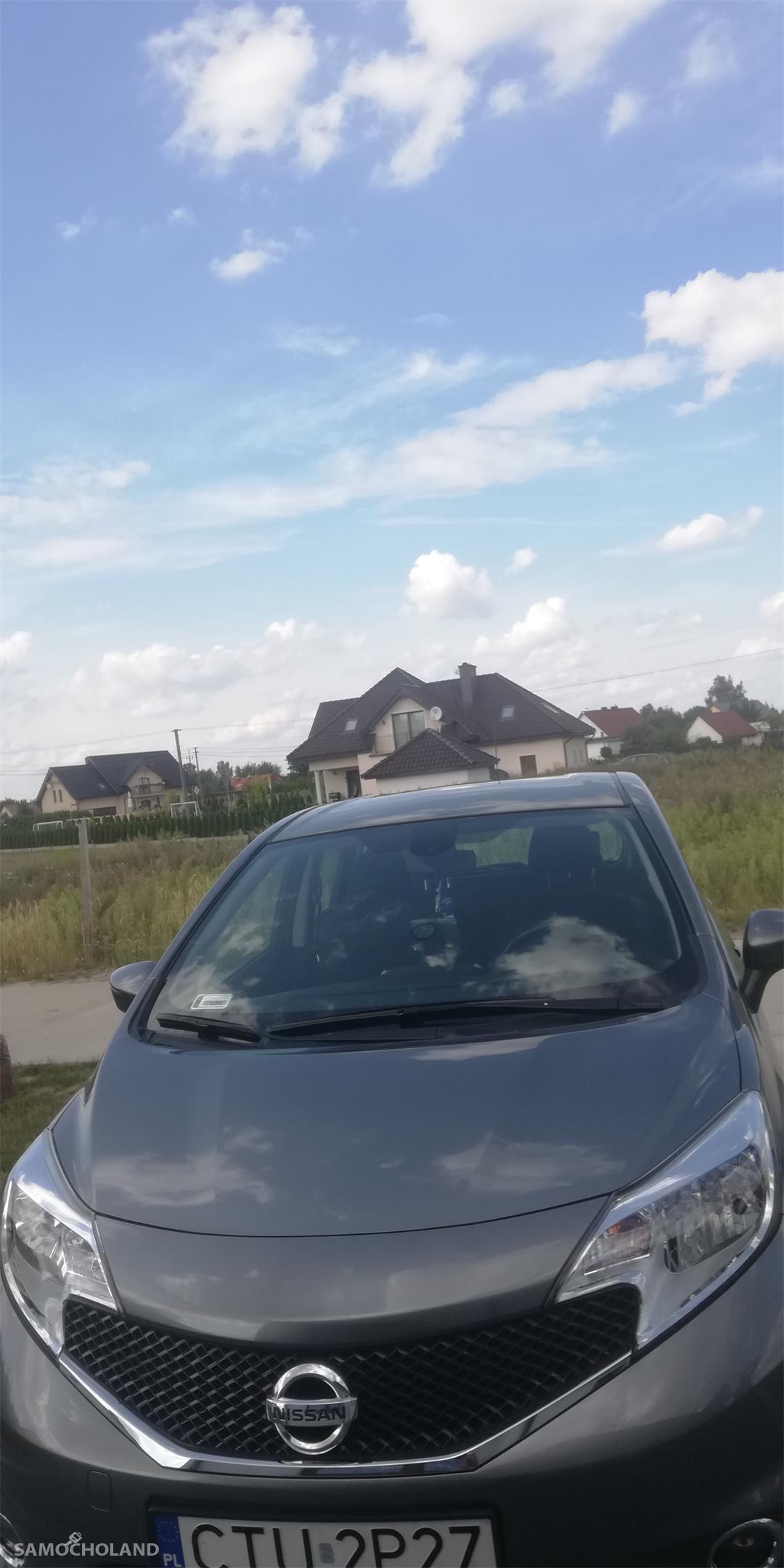 Nissan Note II (2013-) 2016 Mały przebieg. Kupiony w Polskim salonie.Serwisowany. Stan idealny. Pierwszy właściciel. Garażowany 11