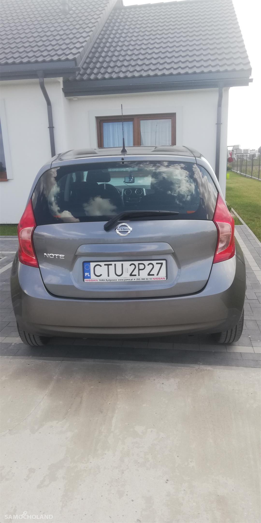 Nissan Note II (2013-) 2016 Mały przebieg. Kupiony w Polskim salonie.Serwisowany. Stan idealny. Pierwszy właściciel. Garażowany 7