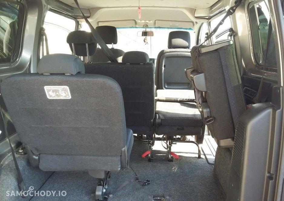 Nissan NV200 KLIMA ,  HAK , PRZYCIEMNIANE SZYBY 2