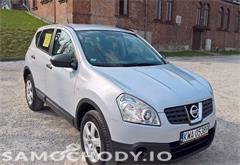 nissan z województwa małopolskie Nissan Qashqai I (2007-2013) suv , przyciemniane szyby , gwarancja mechaniczna