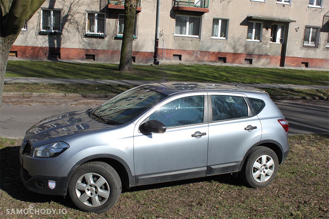 Nissan Qashqai I (2007-2013) samochód zadbany,serwisowany benzyna +LPG/BRC/ 4