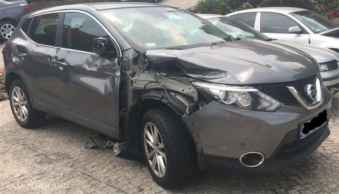 z wojewodztwa małopolskie Nissan Qashqai II (2013-) pierwszy właściciel