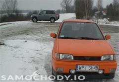 z miasta piaseczno Nissan Sunny B13/N14 (1990-1995) sportowy , 143 KM , skóra