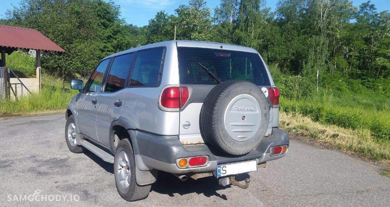 Nissan Terrano II (1995-) 4X4 , HAK ,TERENOWY , ELEKTRYKA 2