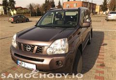 nissan z województwa mazowieckie Nissan X-Trail II (2007-2014) NISKI PRZEBIEG , 4X4  BEZWYPADKOWY