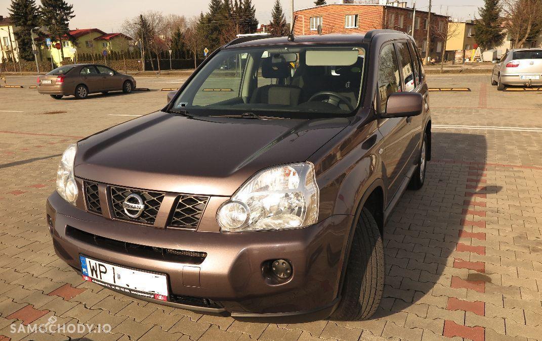 Nissan X-Trail II (2007-2014) NISKI PRZEBIEG , 4X4  BEZWYPADKOWY 1