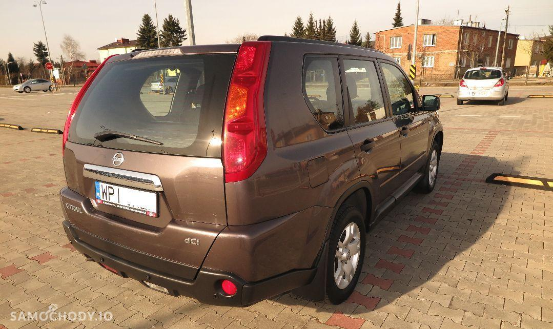 Nissan X-Trail II (2007-2014) NISKI PRZEBIEG , 4X4  BEZWYPADKOWY 2