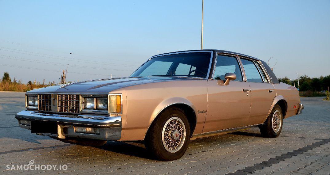 Oldsmobile Cutlass ZABYTKOWY , ZADBANY , z USA 1
