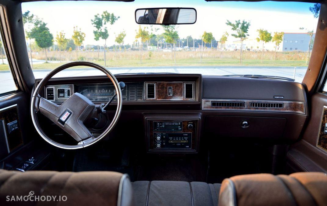 Oldsmobile Cutlass ZABYTKOWY , ZADBANY , z USA 2