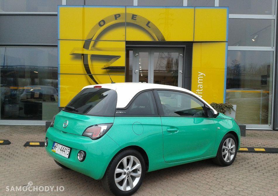 Opel Adam 70 KM , Pierwszy właściciel , BEZWYPADKOWY  2
