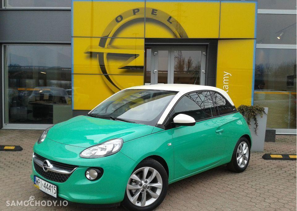 Opel Adam 70 KM , Pierwszy właściciel , BEZWYPADKOWY  1