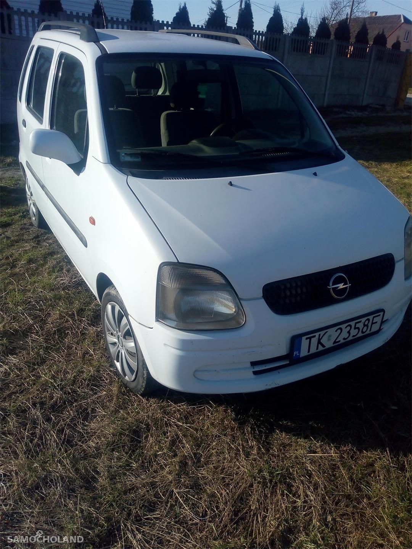 Opel Agila A (2000-2007) 2001r gaz sekwencja ekonomiczny 2