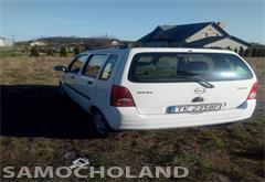 opel agila a (2000-2007) Opel Agila A (2000-2007) 2001r gaz sekwencja ekonomiczny