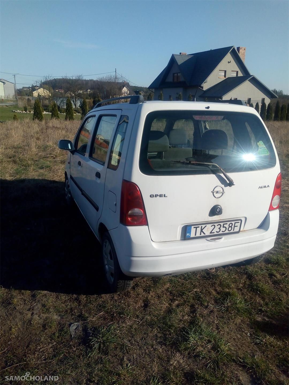 Opel Agila A (2000-2007) 2001r gaz sekwencja ekonomiczny 1