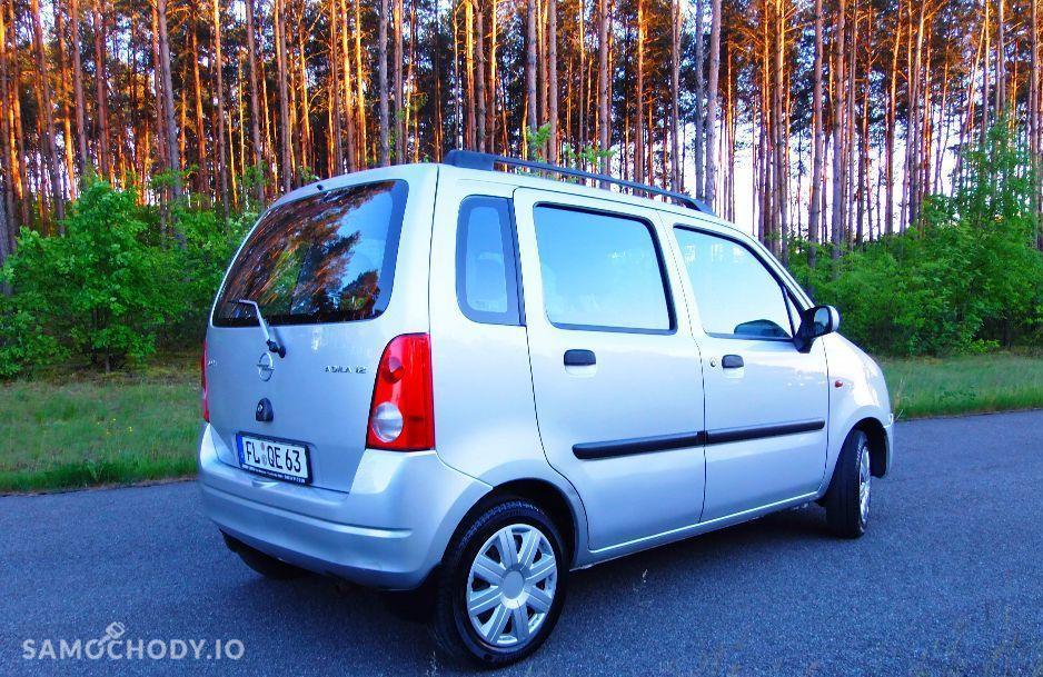 Opel Agila A (2000-2007) z Niemiec, zadbana , opłacona 2