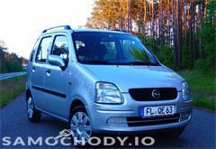 opel agila z województwa mazowieckie Opel Agila A (2000-2007) z Niemiec, zadbana , opłacona