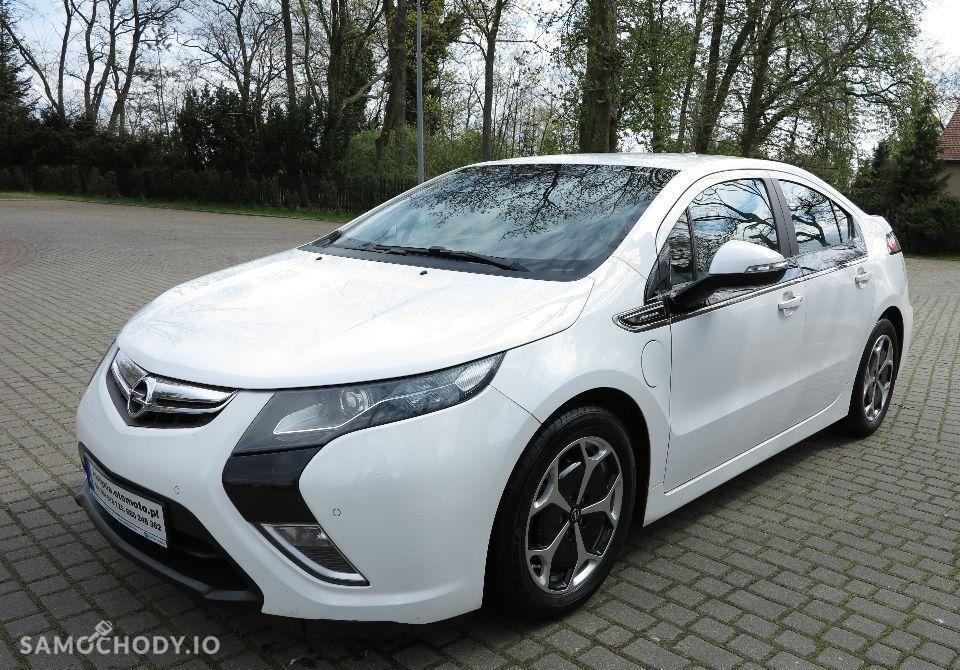 Opel Ampera SKÓRA, KAMERA, BEZWYPADKOWY 1