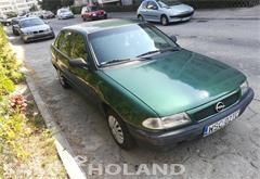 opel z województwa mazowieckie Opel Astra F (1991-2002)