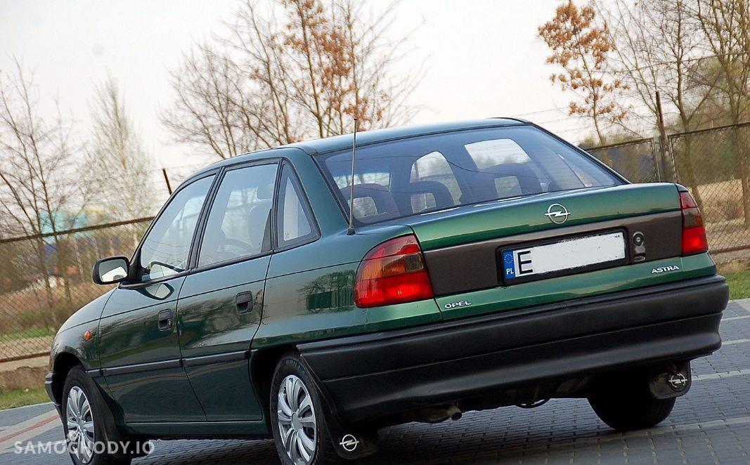 Opel Astra F (1991-2002) serwisowany,bezwypadkowy, zarejestrowany w Polsce 2