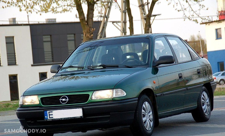 Opel Astra F (1991-2002) serwisowany,bezwypadkowy, zarejestrowany w Polsce 1