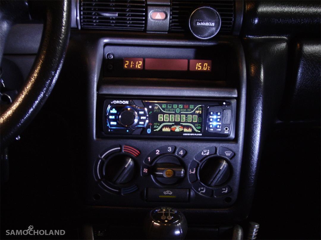 Opel Astra F (1991-2002)  z 1996 r.   Klasyka w najlepszym wydaniu. 11
