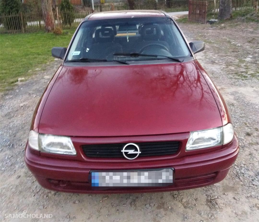 Opel Astra F (1991-2002) Sprzedam Opel Astra F LPG 1
