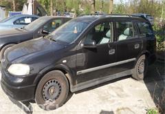 z miasta łódź Opel Astra G (1998-2009)