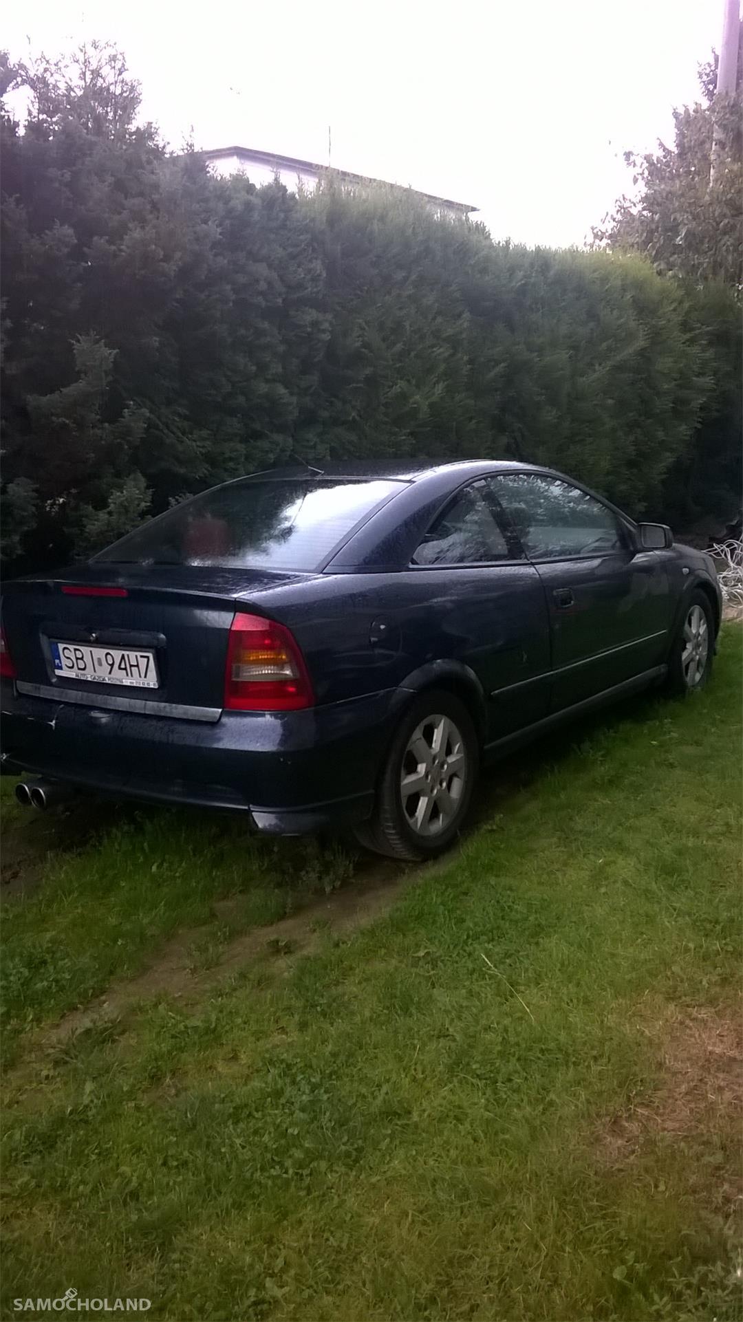 Opel Astra G (1998-2009) bertone 2