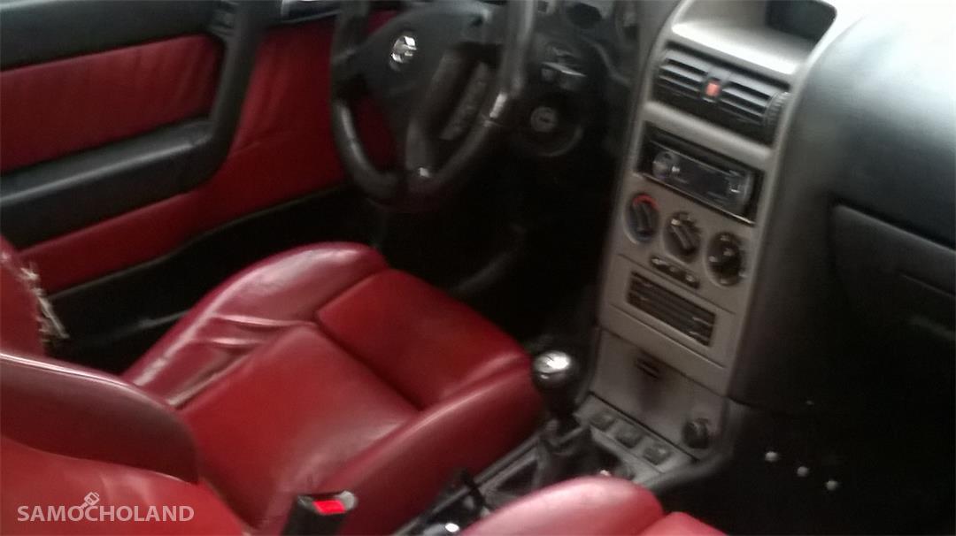 Opel Astra G (1998-2009) bertone 4