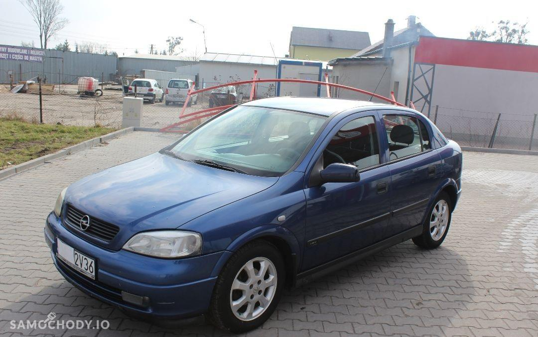 Opel Astra G (1998-2009) Diesel 1.5 75KM 2002r. 1