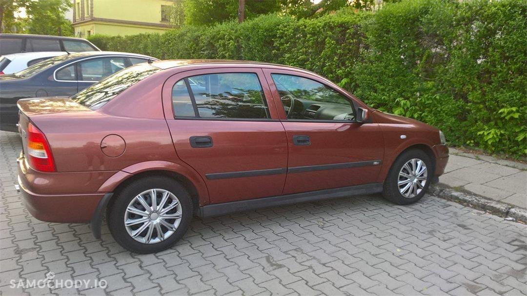 Opel Astra G (1998-2009) OPEL ASTRA G / 2001r / 183tys/ ZADBANA/PIERWSZY WŁAŚCICIEL 22