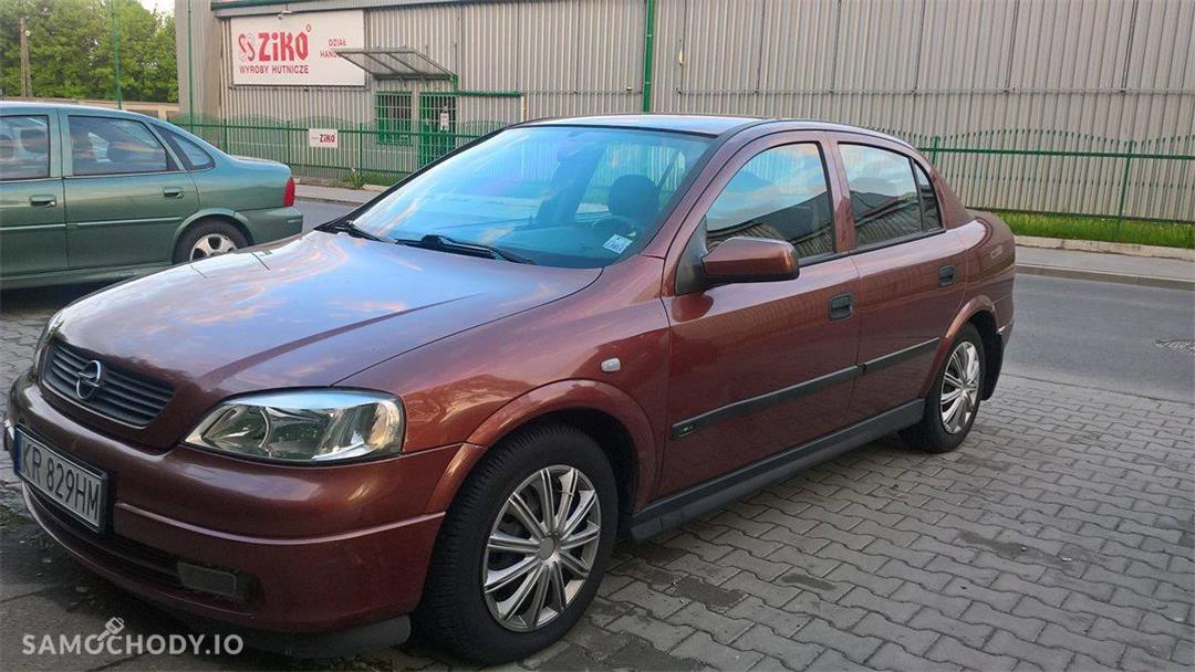 Opel Astra G (1998-2009) OPEL ASTRA G / 2001r / 183tys/ ZADBANA/PIERWSZY WŁAŚCICIEL 1