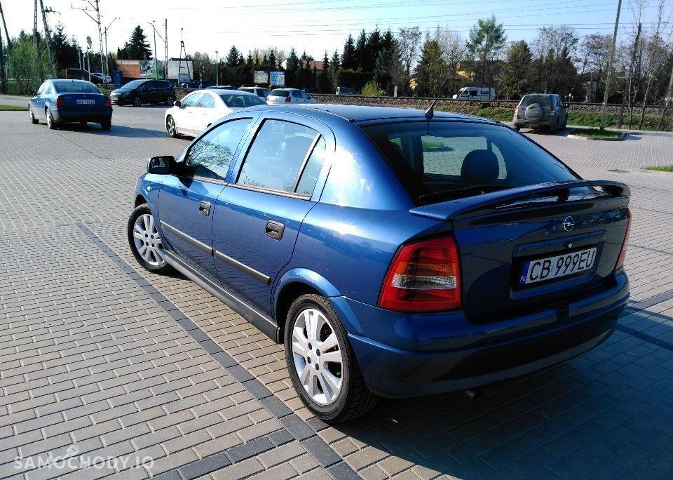 Opel Astra G (1998-2009) USB CD Skóra El. szyby. 2