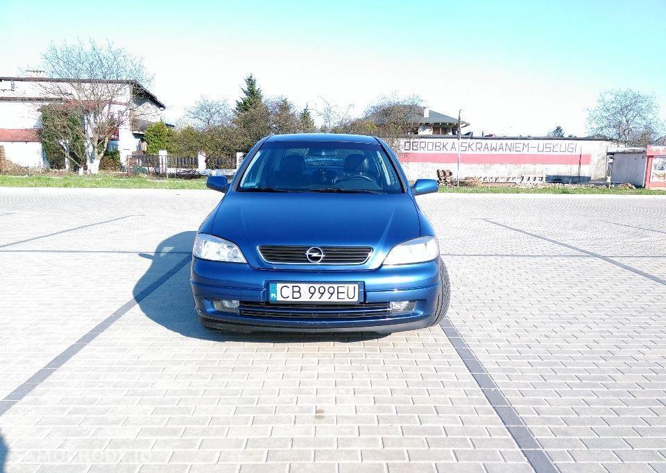 Opel Astra G (1998-2009) USB CD Skóra El. szyby. 1