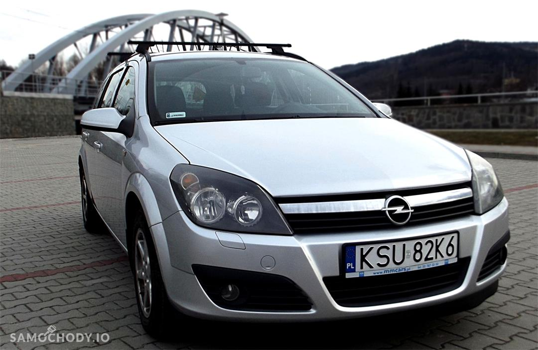 Opel Astra H (2004-2014) 1.7 CDTi Salon Polska, prywatna, Klima, CB, Relingi, Bluetooth 1