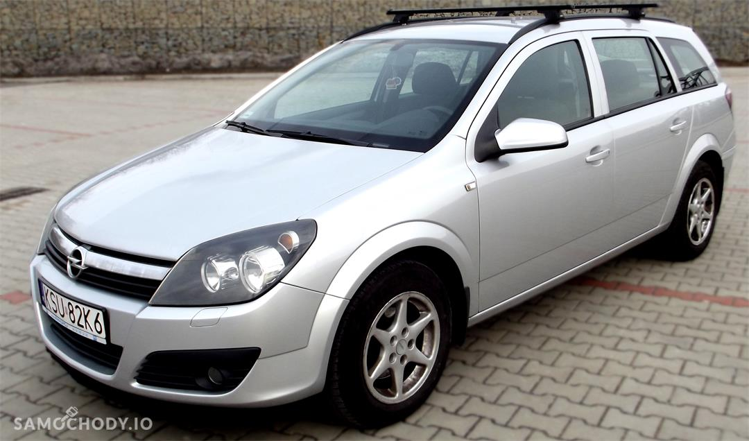 Opel Astra H (2004-2014) 1.7 CDTi Salon Polska, prywatna, Klima, CB, Relingi, Bluetooth 2