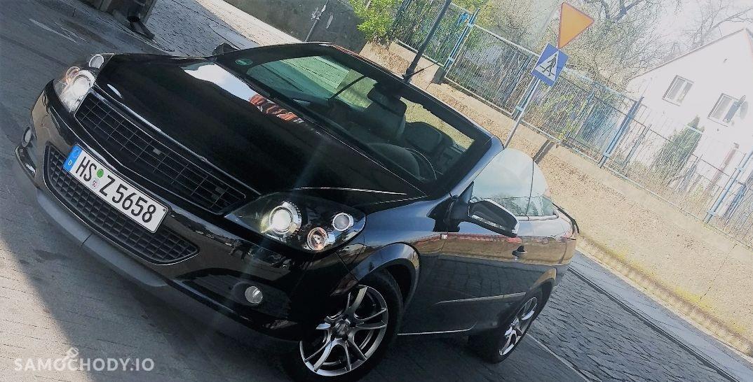 Opel Astra H (2004-2014) kabriolet , xenony, alufelgi 1