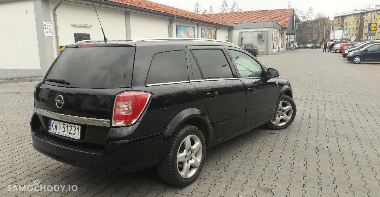 Opel Astra H (2004-2014) filtr cząstek stałych, przyciemniane szyby, diesel 2