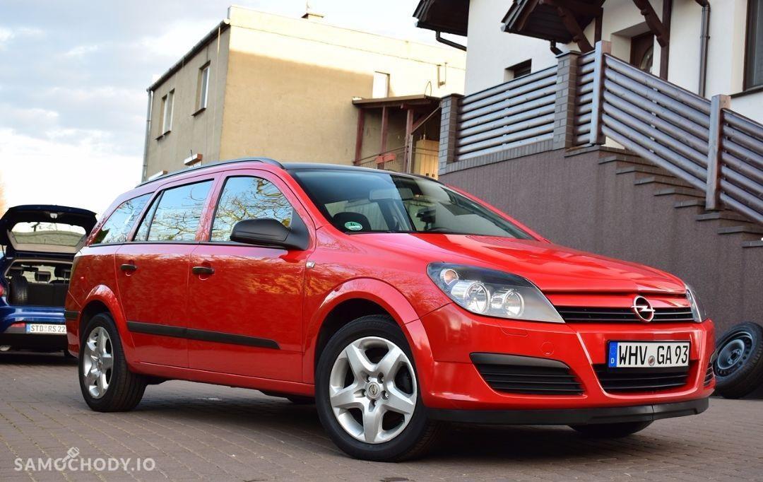 Opel Astra H (2004-2014) ALufelgi Hak 2005r. 141200przbiegu 1