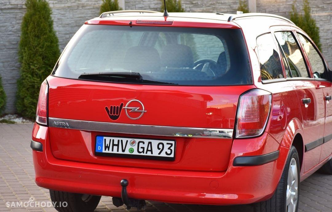 Opel Astra H (2004-2014) ALufelgi Hak 2005r. 141200przbiegu 2
